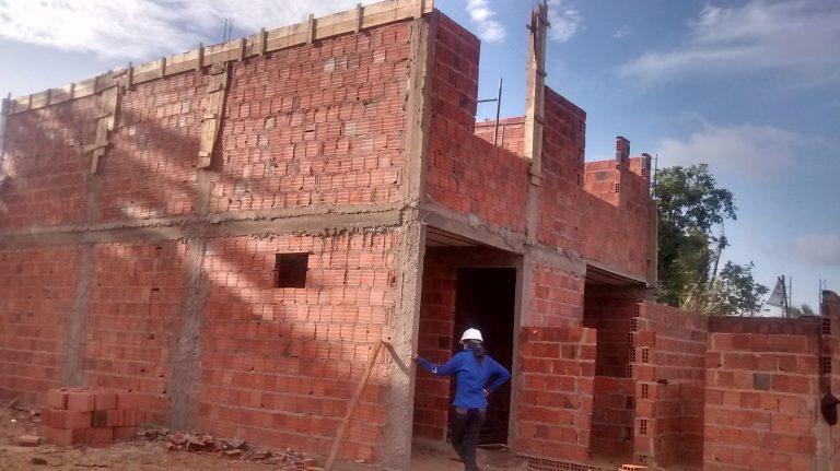 Still More Construction Progress