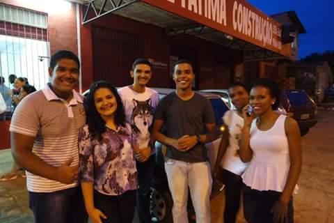 Youth Rally in São Luís