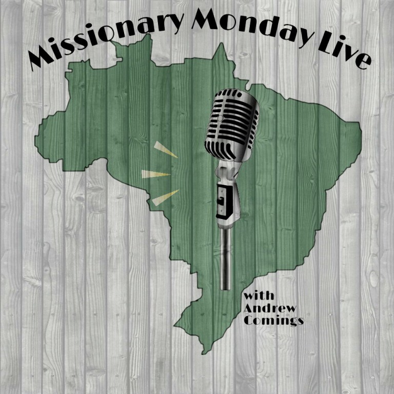 Missionary Monday Live: Interview with Pastor Brian King