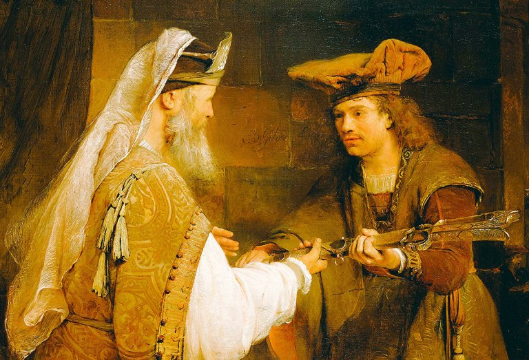 King David, A Loaf of Bread, and the Gospel (Luke 6:1-5)