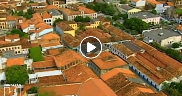 São Luís from Two Decades Ago