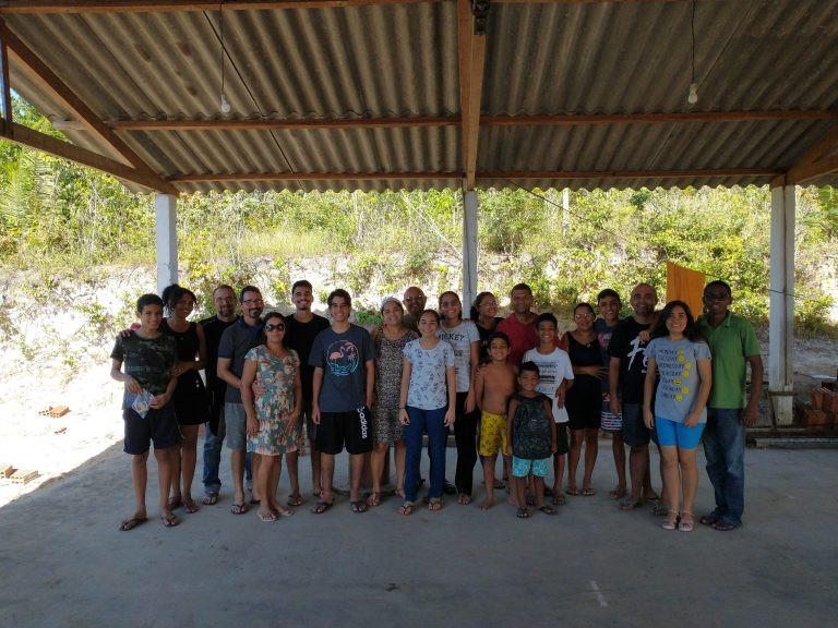 Camp Milestone: First Pastors and Wives Retreat