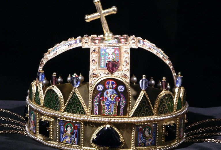 James 1:12 – Here's Your Crown