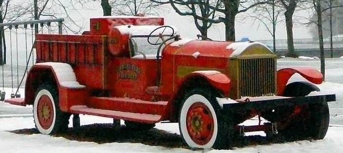 James 1:18 – Firetruck! Firetruck! Firetruck!