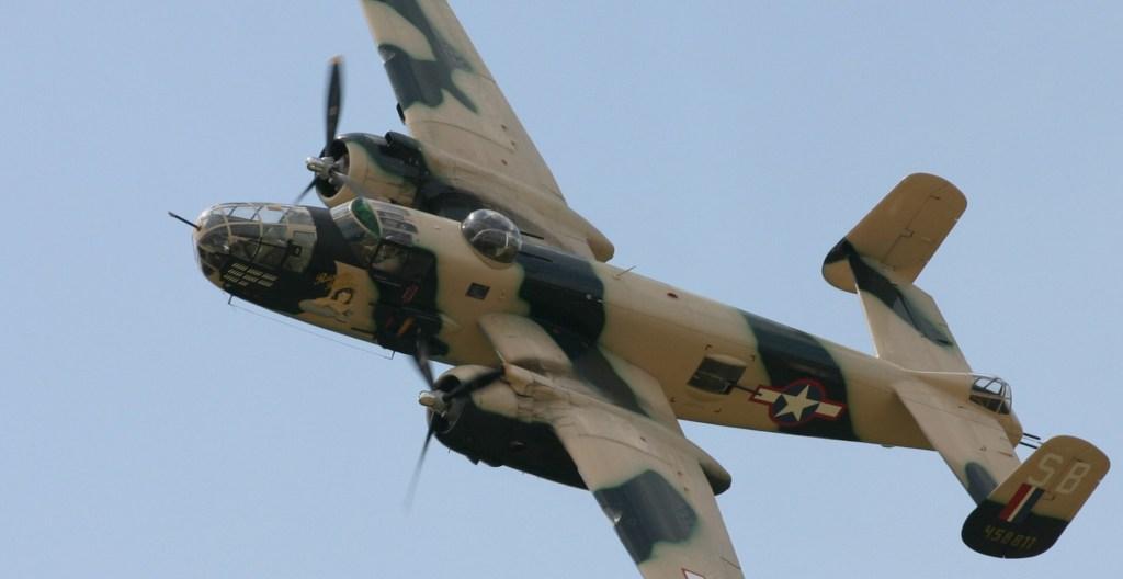 Best of Brazil: Remains of US B-25 Bomber Found off the Coast of Maranhão