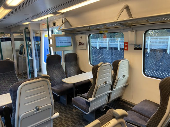 Oooh, new trains!