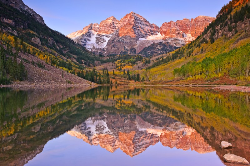 Sunrise-at-Maroon-Bells