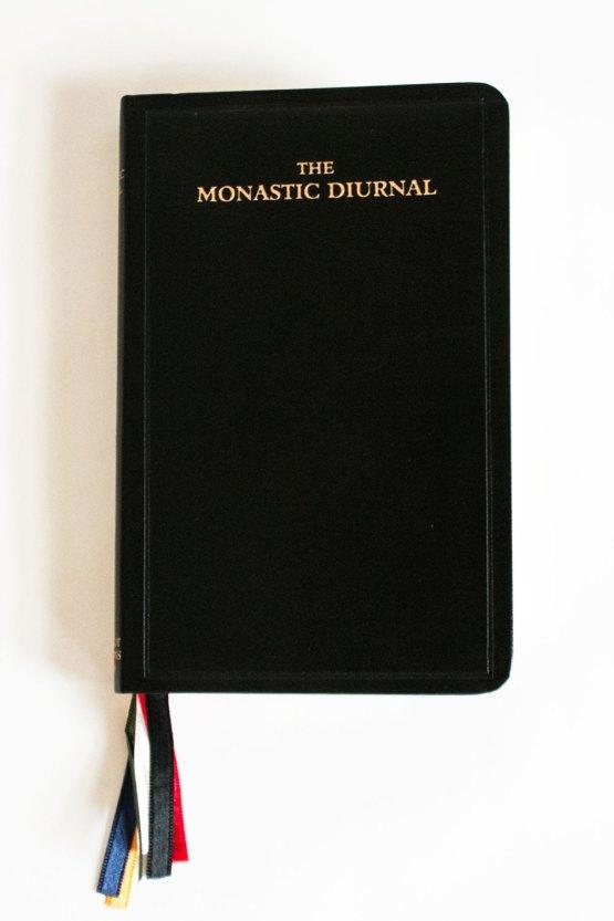 Monastic Diurnal Cover Catholic
