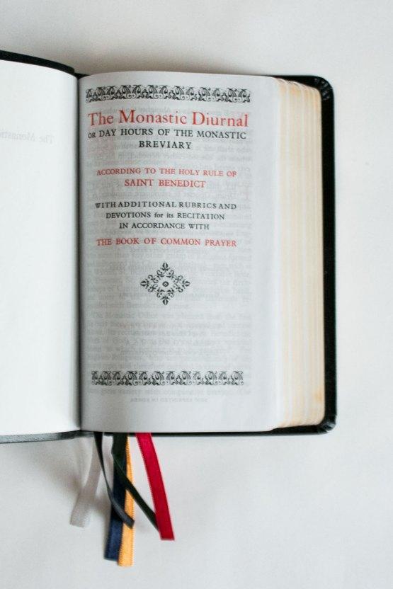 Monastic Diurnal Red Letters