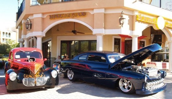 Lake Las Vegas Car Show 2011