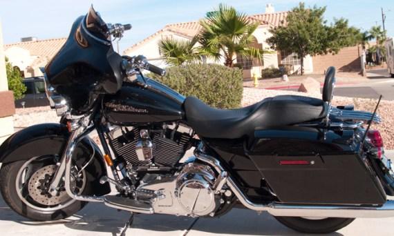 Harley Davidson FLHX Street Glide 2007
