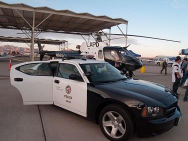 LAPD-Cruiser