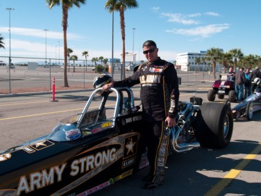 Army Dragster