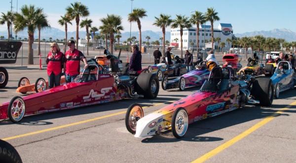 LVMS Drag Racing