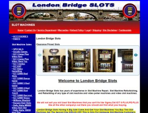 London Bridges Slots