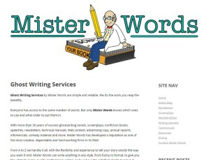 Mister Words