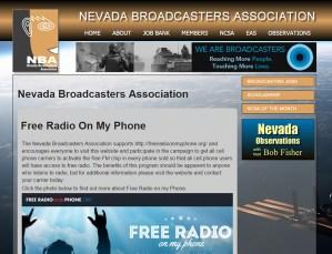Nevada Broadcasters Association