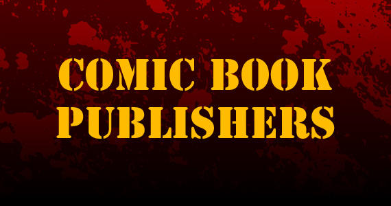 Comic Book Publishers