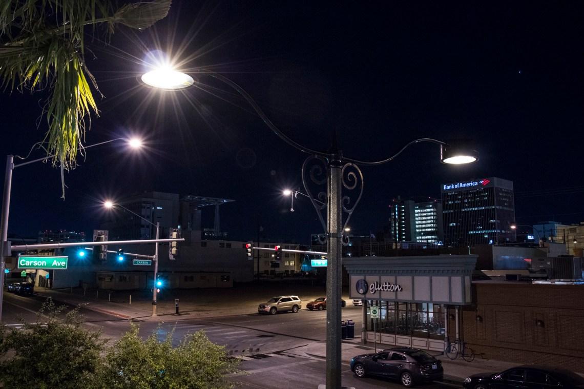 Night Photography, Las Vegas street photography