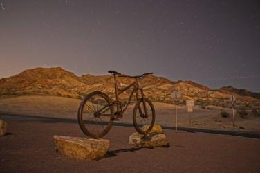 Night Photography, Moonlit Landscape