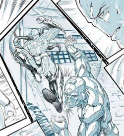Blackstone Eternal Comic Art