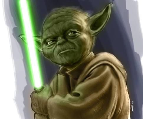 Star Wars Comic Art