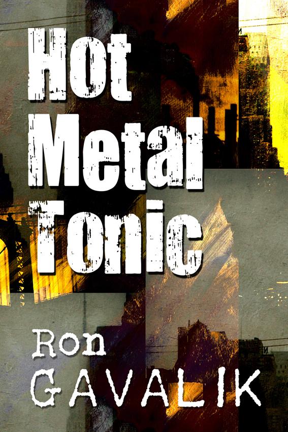 Writer Ron Gavalik