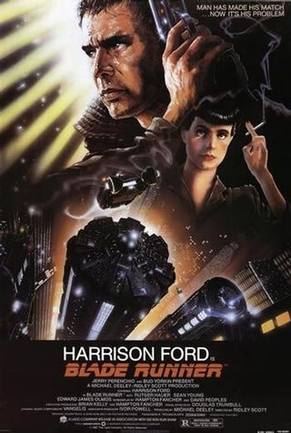 Blade Runner Movie Poster