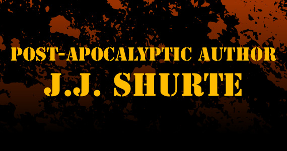 Post-Apocalyptic Author JJ Shurte