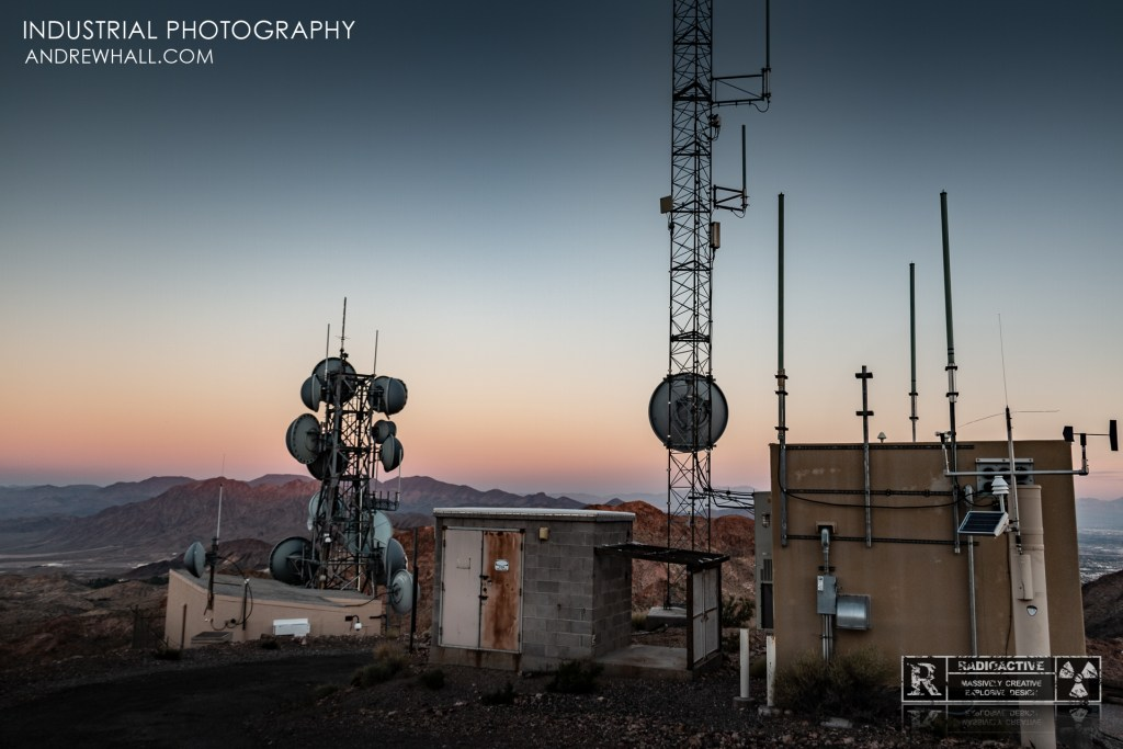 Desert Radio Tower