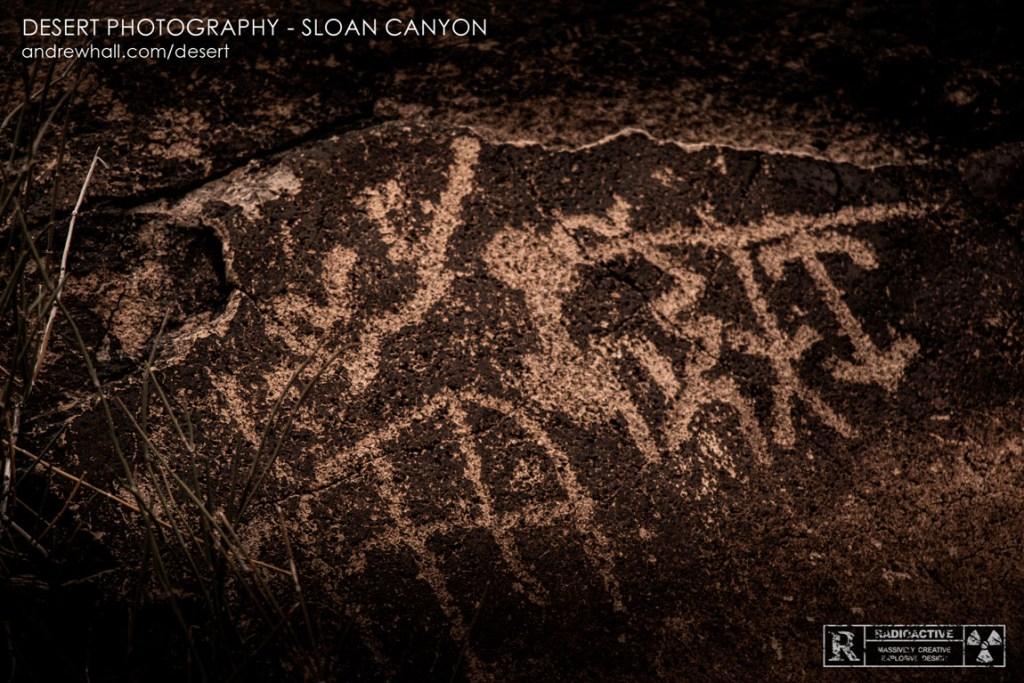 Sloan Canyon Petroglyphs
