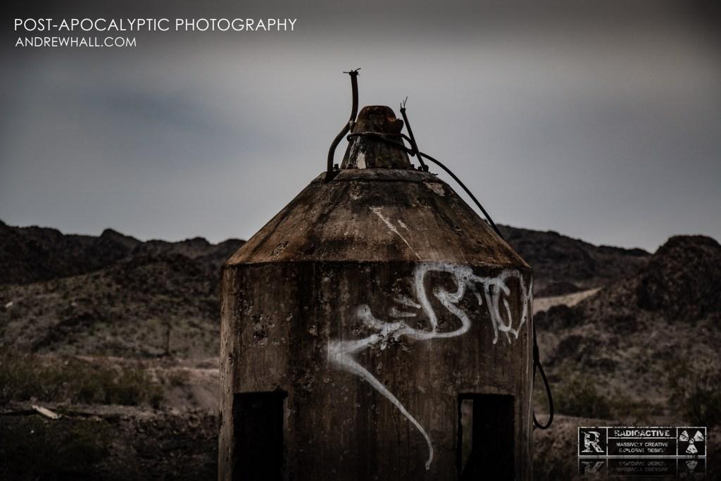 Abandoned Photography - Graffiti Town