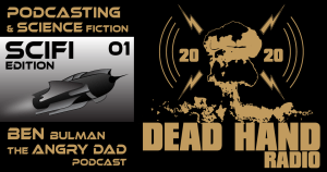 Podcaster Ben Bulman SciFi Edition 01