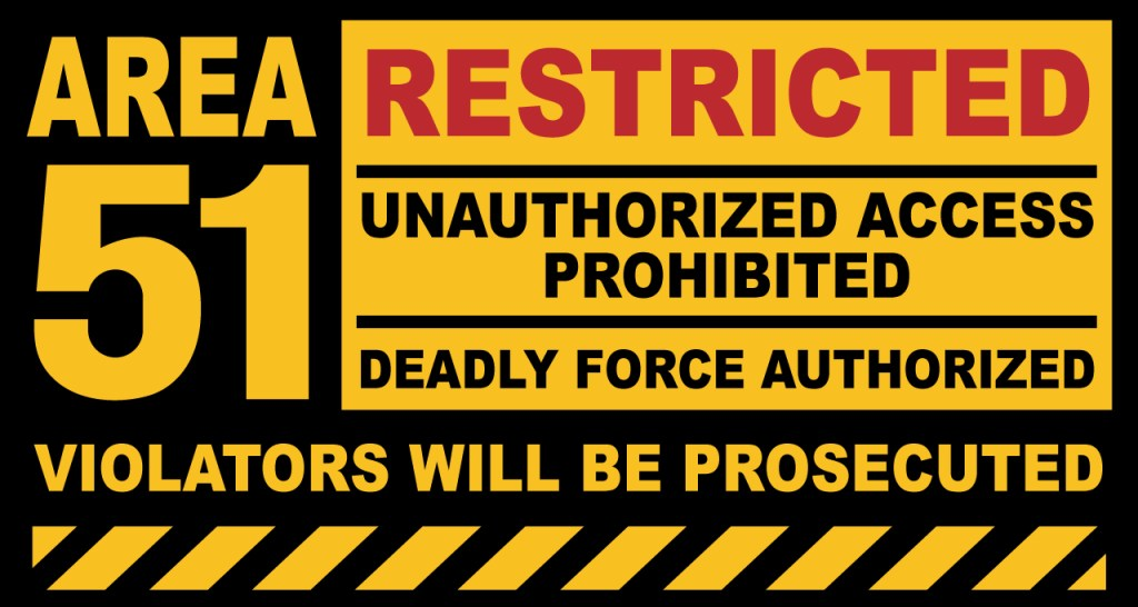 Area 51 Restricted