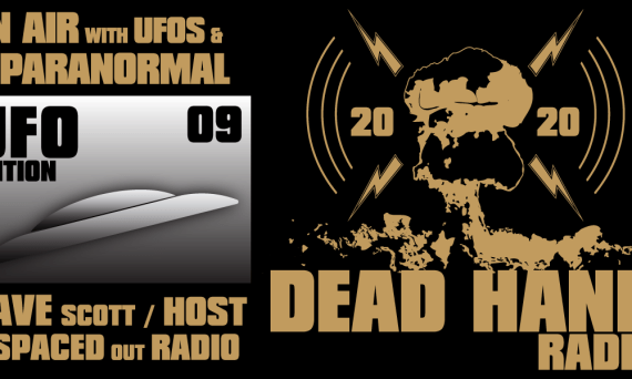 On air with ufos and the paranormal