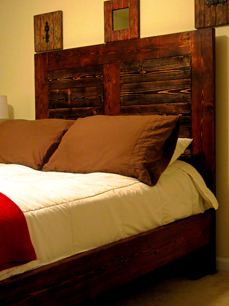 Full Size Bed 2