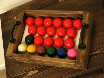 Snooker Cabinet 4