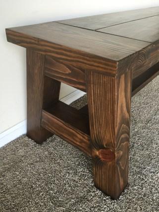A Frame Bench 2