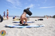 You can headstand on a glance board? why not