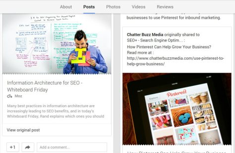 Social Media Curated Business Posts December 2014