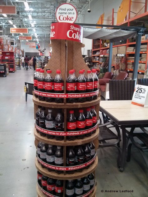 Custom Coke Marketing