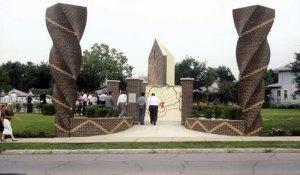 Flood Memorial Park, Old North Dayton, OH