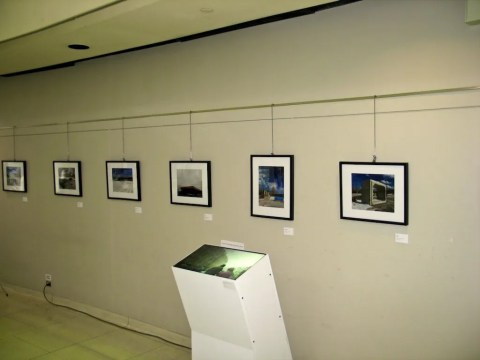 Contact 2008: Installation View 3