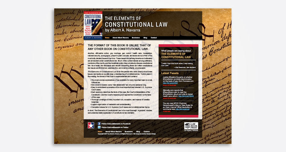 The-Elements-of-Constitutional-Law-website