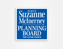 Elect Suzanne McInerney