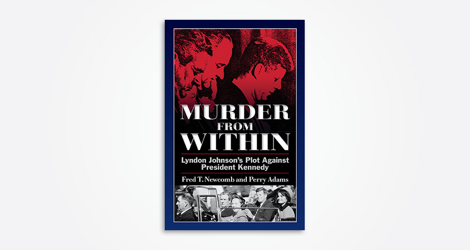 Murder from Within cover design