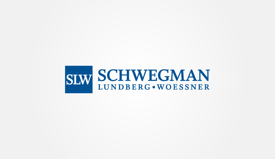 SLW logotype designed by Andrew Newman Design