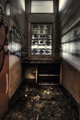 Larundel Mental Asylum. Melbourne, Australia.