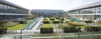 Highbury Square, c.2015, site of the Arsenal Football Club's former Highbury Stadium.