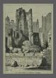 H.W.B. 'St Matthew's Church: Ruins before final demolition'. Source: City of London TA 04997